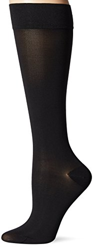 Dr. Scholl's Women's Premier Sheer Firm Support Socks,  Black, Shoe: 5.5-7.5 ()