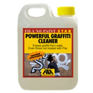 Fila No Paint Star (1 Litre) - Grafitti Cleaning Product by Fila Industria Chimica Spa