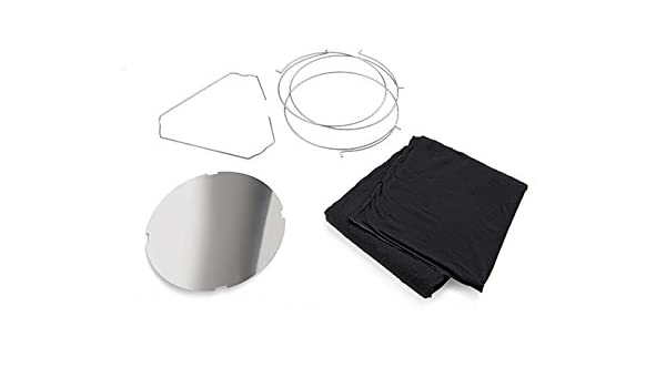 Elica KIT01916/S Filtro accesorio para campana de estufa - Accesorio para chimenea (Filtro, Negro, Plata, Carbono, Elica, CHROME, HORIZONTE, MERIDIANA, SPACE, TENDER, 400 g): Amazon.es: Hogar