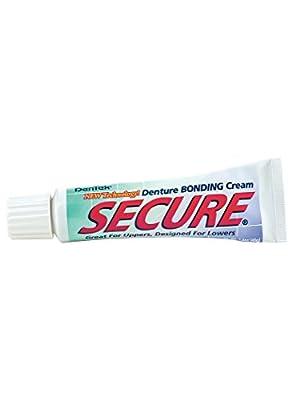 Secure Denture Cream