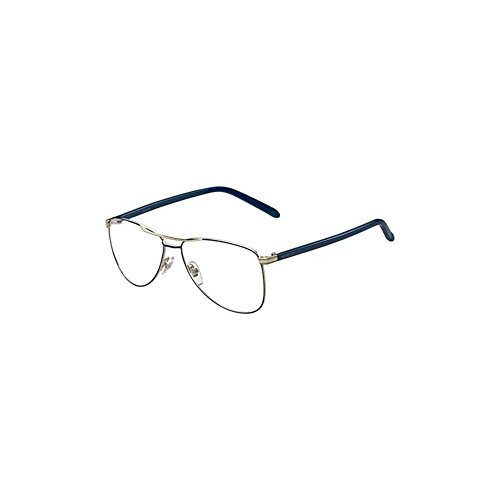 Gucci Womens GG 4218 Blue - Eyeglasses lenses 55 mm by Gucci