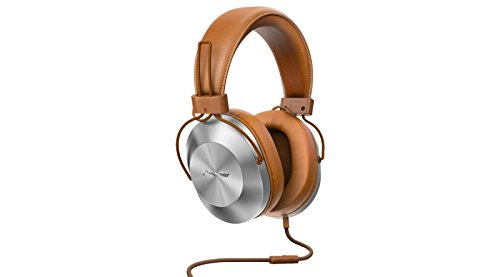 Pioneer High-Resolution Over Ear Headphone, Brown (SE-MS5T-T)