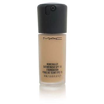 mac mineralise satinfinish foundation review