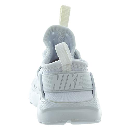 Nike td Ultra white 100 Unisex Scarpe Run Huarache white Running Bambini Bianco white qqUxOH