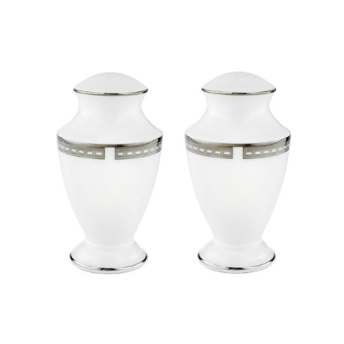 Lenox Murray Hill Salt and Pepper Set, White