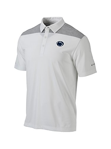 NCAA Penn State Nittany Lions Men's Utility Polo, X-Large, White ()