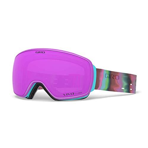 Giro Eave Womens Snow Goggles Silicone Aura - Vivid Pink/Vivid Infrared