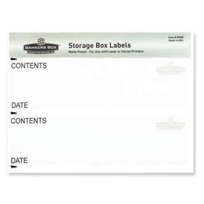 Fellowes Bankers Box Labels (Fellowes Bankers Box Labels)