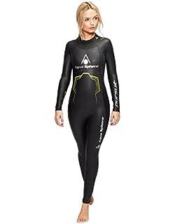 8563c65a51c Aqua Sphere Women s Skin Full Suit  Amazon.co.uk  Sports   Outdoors