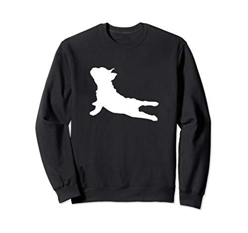 French Bulldog Yoga - Sweatshirt Adult Bulldog French