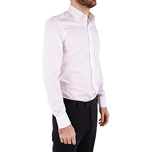 Chemise Coton Ungaro Homme Blanc Btclo10l0622527 8vvnf61