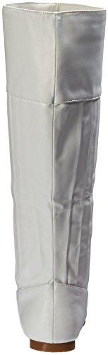 Ellie Shoes Women's 105-Leanna Boot White yvtNa30T