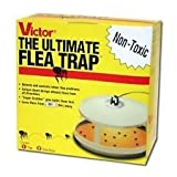 Victor M230 Ultimate Flea Trap (Pack of 2)