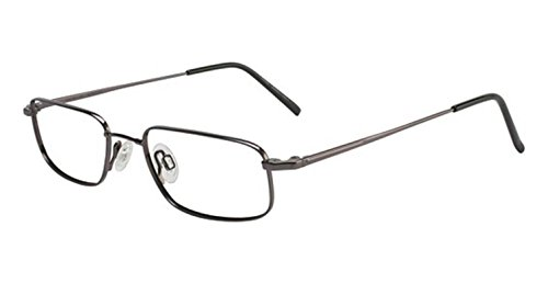 Flexon Flexon 628 Eyeglasses 033 Gunmetal Demo 51 18 140