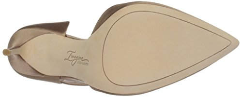 OYA Vince Pump Women's Camuto Taupe Warm pfqrf5w7