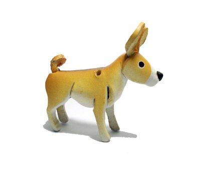Genuine leather Dog key ring Key Holde Luxury Handcraft Novelty Gift Purse Bag - Oroton Online Australia