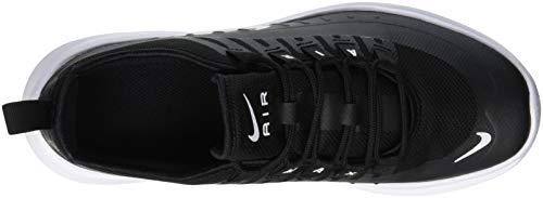 Chaussures Nike Enfant Black 001 Max White Noir Air Mixte Axis w4r4WtBq