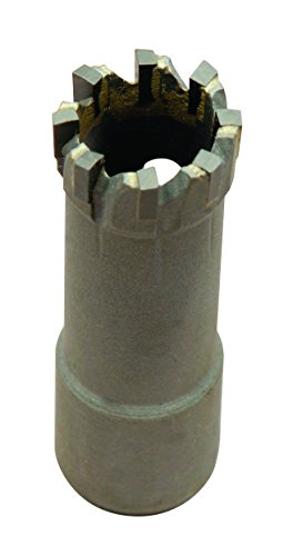 Reed Tool FTSC1438 Feed Tap Heavy Duty Shell Cutter with 12 Carbide Inserts, 1-7/16-Inch by Reed Tool