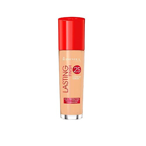 Rimmel Lasting Finish 25 Hour Foundation Colour: 203 True Beige by Rimmel