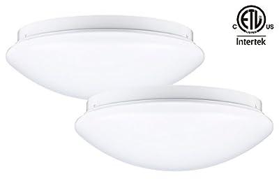 LeonLite Dimmable LED Flush Mount Ceiling Light …