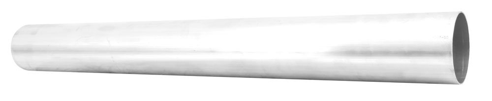 AEM 2-007-00 4 Diameter 36 Long Aluminum Straight Pipe
