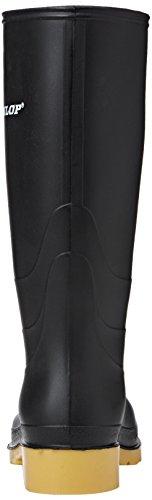 Grisport Dunlop Viking Welly, Zapatillas de Deporte Exterior Unisex Niños Negro (Black)