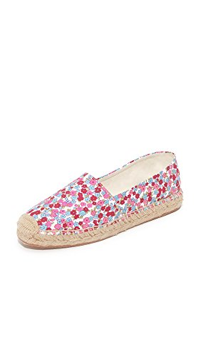 Women's Edelman Multi Print Loafer Floral Verona Flat Sam Pink Ua5PqwPS