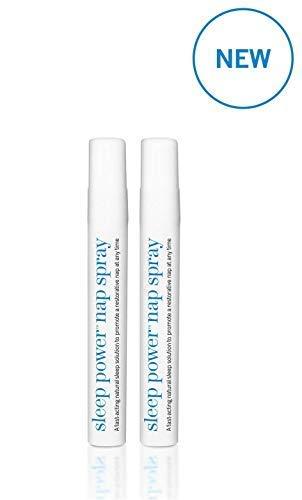 Anti Stress Pillow Mist - ThisWorks Sleep Power Nap Spray Duo 2 x 10 milliliters