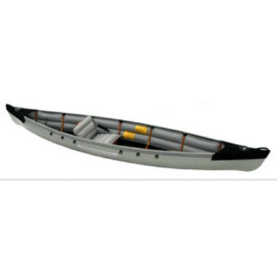 Amazon com : Puffin Saco Solo Folding Kayak Color: Red : Fishing