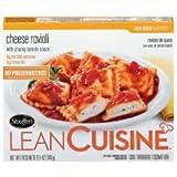 Nestle Stouffers Lean Cuisine Entree Cheese Ravioli, 8.5 Ounce -- 12 per case.
