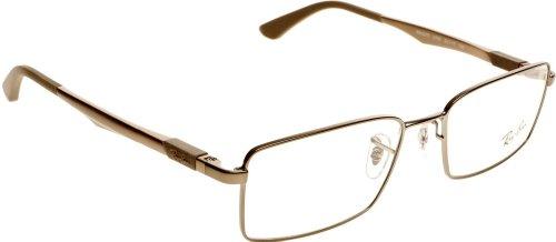 de RX6275 bronce Ban 52 marrón Metal RX6275 2762 Gafas Ray xUgnn