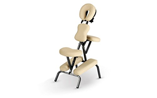 Heaven Massage Deluxe Portable Folding Massage Chair w/Ca...