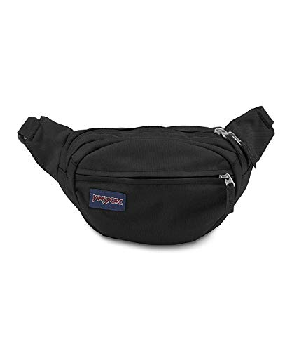 JanSport, Fifth Ave Fanny Pack, O.S. (A Black -