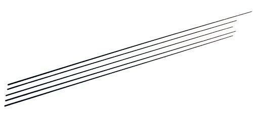 Majora Cimino Tubolare Carbonio 4,5 mm Vario Attrezzatura Pesca 34KCIM4,5