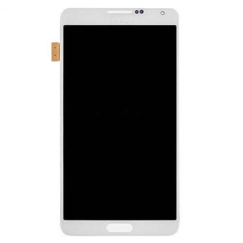 Generic Original LCD Screen + Touch Screen Digitizer Assembly for Samsung Galaxy Note III / N900(White) by Generic
