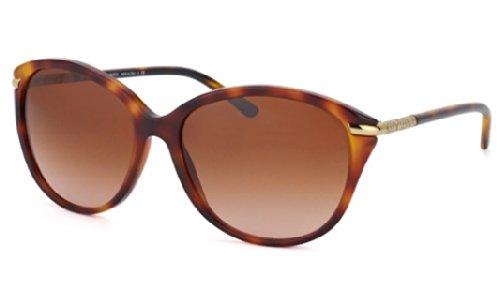 Burberry BE4125 Sunglasses-3316/13 Havana (Brown Gradient Lens)-58mm