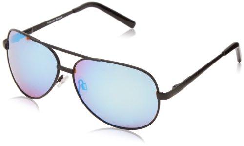 Chili's Ballast Aviator Sunglasses,Black,63 mm (Chilis Sunglasses compare prices)