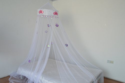 OctoRose Princess Crown canopy mosquito product image