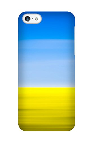 iPhone 4/4S Coque photo - paysage estival mobile