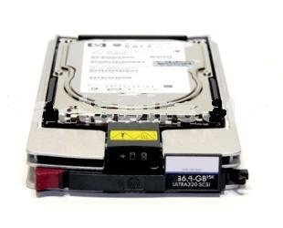 (HP 365699-001 HP 36.4GB U320 SCSI 15K RPM HARD DRIVE- (365699001))