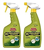 Mold Armor FG502 Instant Mold and Mildew Stain Remover, Trigger Spray 32-Ounce (2 Pack)