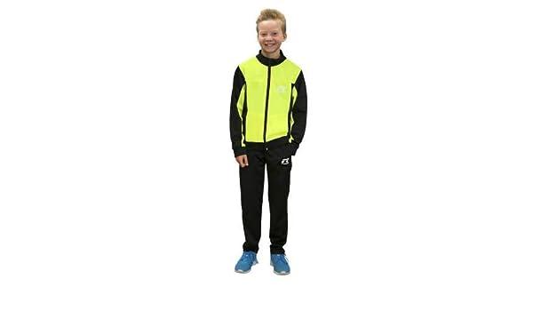 Rox Chandal R-London Infantil - 12 AÑOS - Color Amarillo Fluor Y ...
