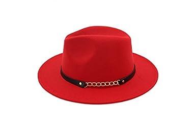 RouPian - Sombrero de vestir - para mujer Azul azul oscuro Talla única   Amazon.es  Ropa y accesorios 344f0ef51231