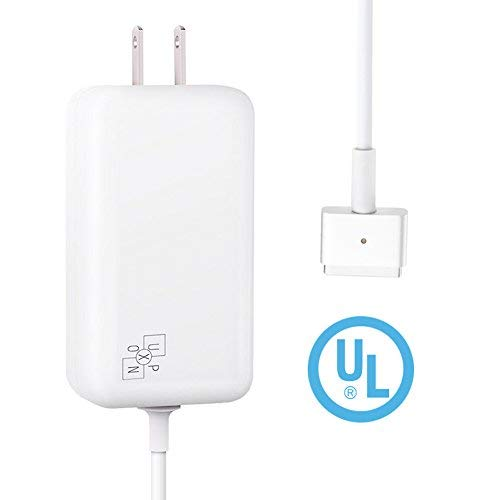 Macbook  Pro Charger , UL Certified Upxon Replacement  85W T-TYPE Magsafe 2 Power Adapter for Macbook by Upxon