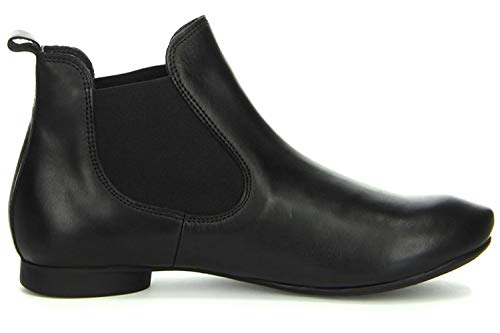 Classic Boot Think Size Chelsea 5 Cold Black 9 Boots Guad Short Lined Length Women's TTYZqC