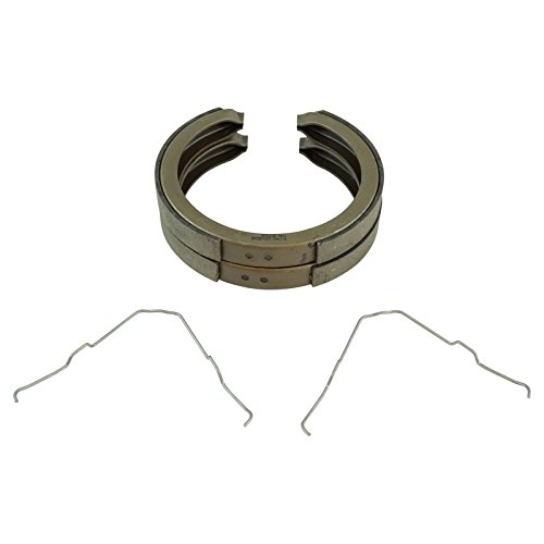 (Parking Brake Shoe Set Rear for Buick Cadillac Chevy Isuzu)