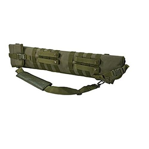 VISM by NcStar Tactical Shotgun Scabbard, Green (CVSCB2917G)