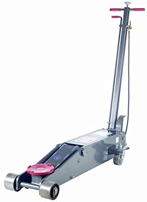 """Air/Hydraulic Service Jack, 10 tons, 7"""" H"""