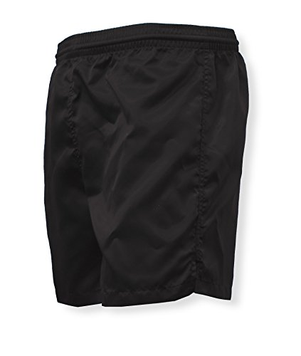 Olympic nylon satin soccer shorts - size Adult S - color ()