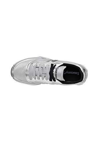 Sneaker Donna Argento Original Saucony Jazz q8x07xOp